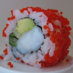 Boston sushi roll perfect recipe