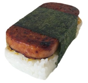 Sushi Spam Musubi