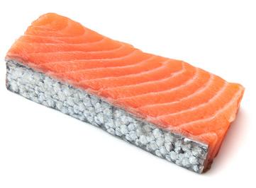 Peixe apropriado para o Sushi